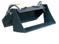 1.5M 4-in-1 Quick Hitch Bucket