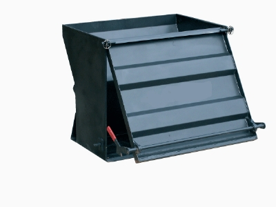 25-48QH Quick Hitch Loader Mounted Carry Bucket